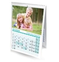 לוח שנה אישי - כל חודש תמונה שונה
