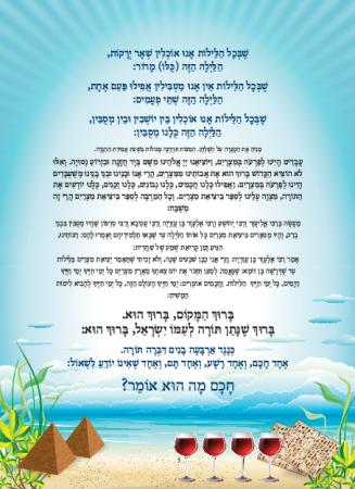 הגדה תכלת - עמוד 3