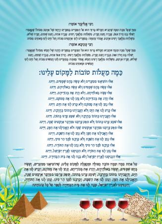 הגדה תכלת - עמוד 7