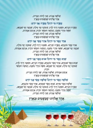 הגדה תכלת - עמוד 23
